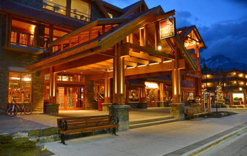 Moose Hotel and Suites