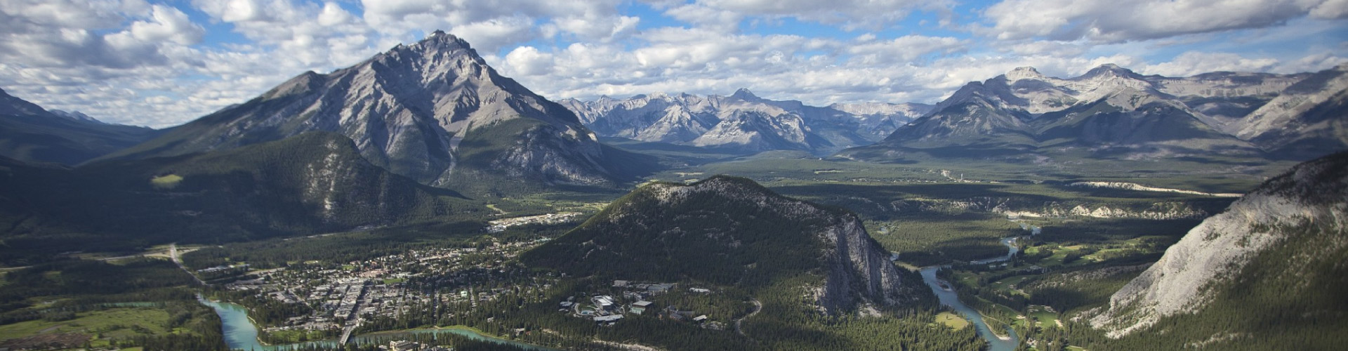 Location - Town of Banff