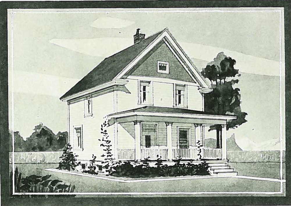 Leacocok House