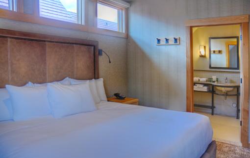 Rooftop One Bedroom Suite