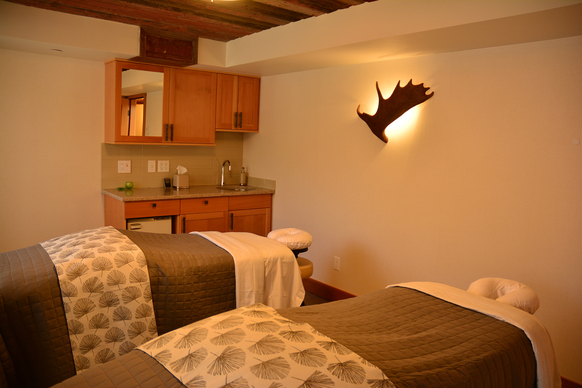 Meadow Spa & Pools - Treatment Room