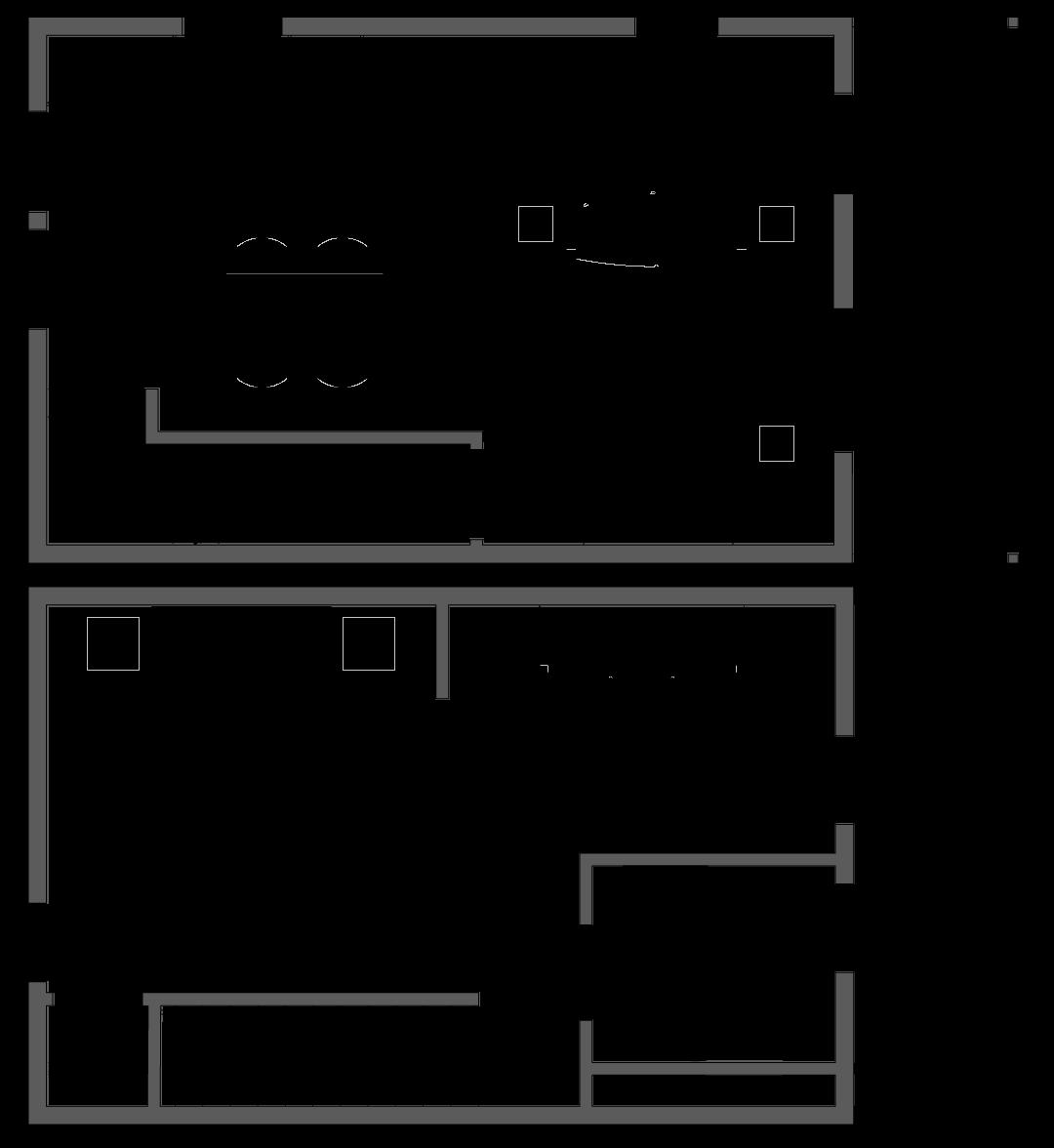 Corner House Floor Plan