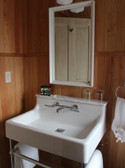 Corner House - Sink