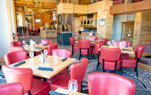 Pacini Restaurant - main area