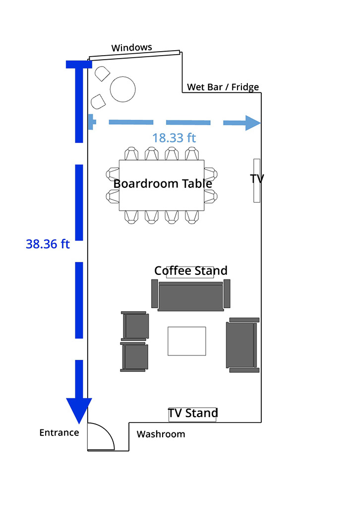 Meeting Room Floor Plans