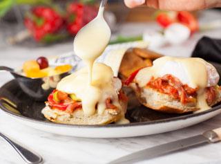 Pacini Restaurant Breakfast